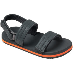 Reef Little Ahi Convertible Sandals Boys, grey/orange